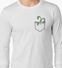 Pickett the Pocket Bowtruckle Long Sleeve T-Shirt