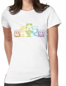 Books that Inspire Womens Fitted T-Shirt