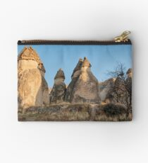 Fairy Chimneys, Cappadocia, Turkey Studio Pouch