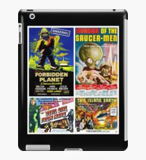 Sci-fi Movie Poster Collection #4 iPad Case/Skin