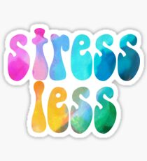stress lesss~~~~ Sticker