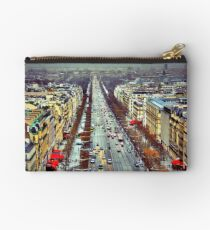 Champs Elysees, Paris Studio Pouch