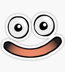 Huggable Slime Smile Sticker