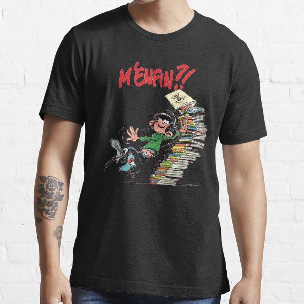 Gaston Lagaffe T-shirt essentiel