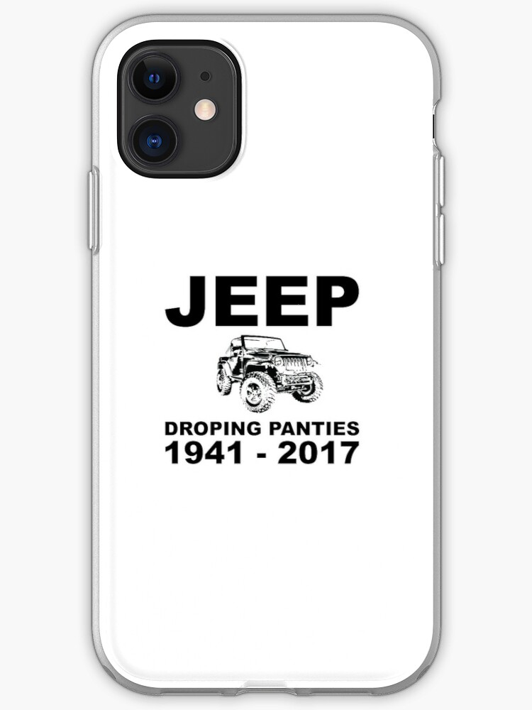 Jeep Since 1941 iphone case