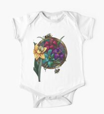 Daffodils & Daylilies Kids Clothes