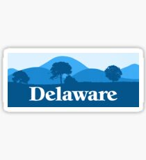 Cool Scenic Delaware Sticker