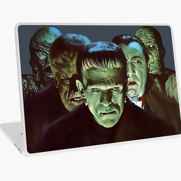 Gang of Monsters  Laptop Skin