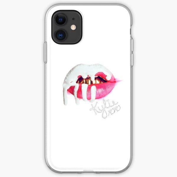 kylie jenner lip iPhone Soft Case