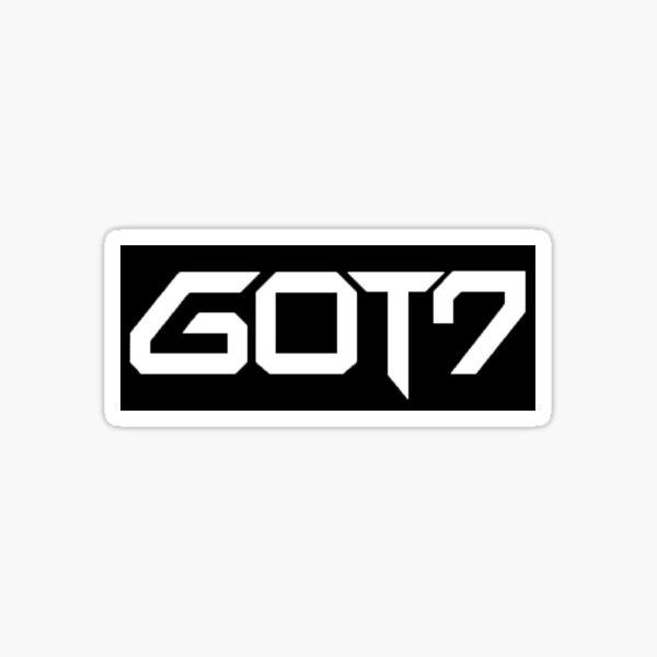 GOT7 logo Sticker