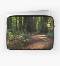 A Path In The Redwoods Laptop Sleeve
