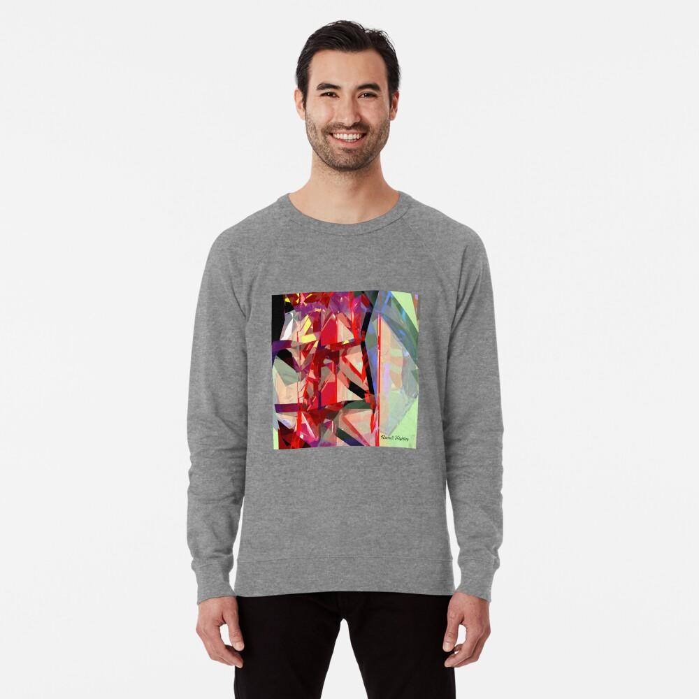 Red Tower Lightweight Sweatshirt