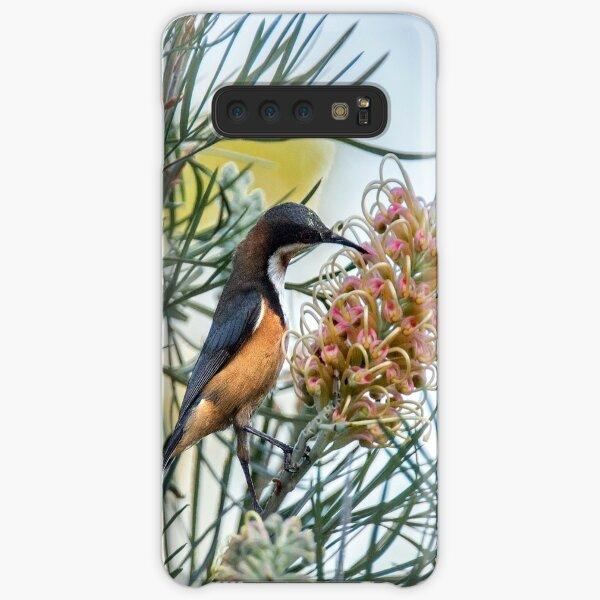 eastern spinebill Samsung Galaxy Snap Case