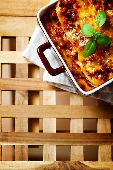 Italian Food by dariazu