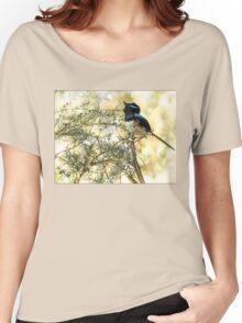 superb blue wren II Women's Relaxed Fit T-Shirt