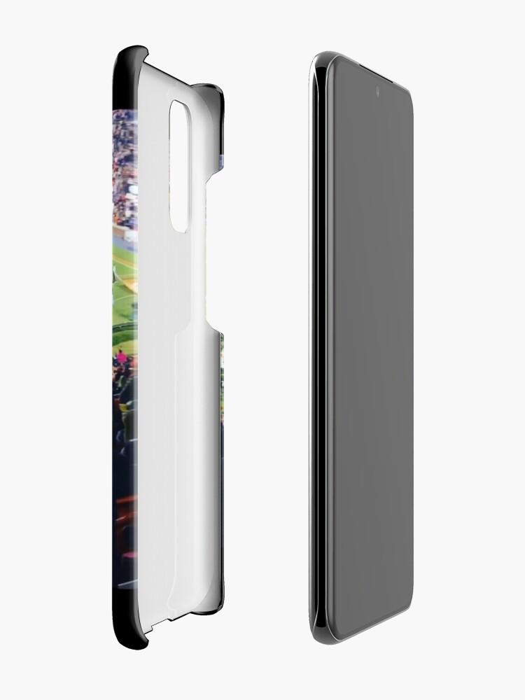Alternate view of Auburn Enlightened  Case & Skin for Samsung Galaxy