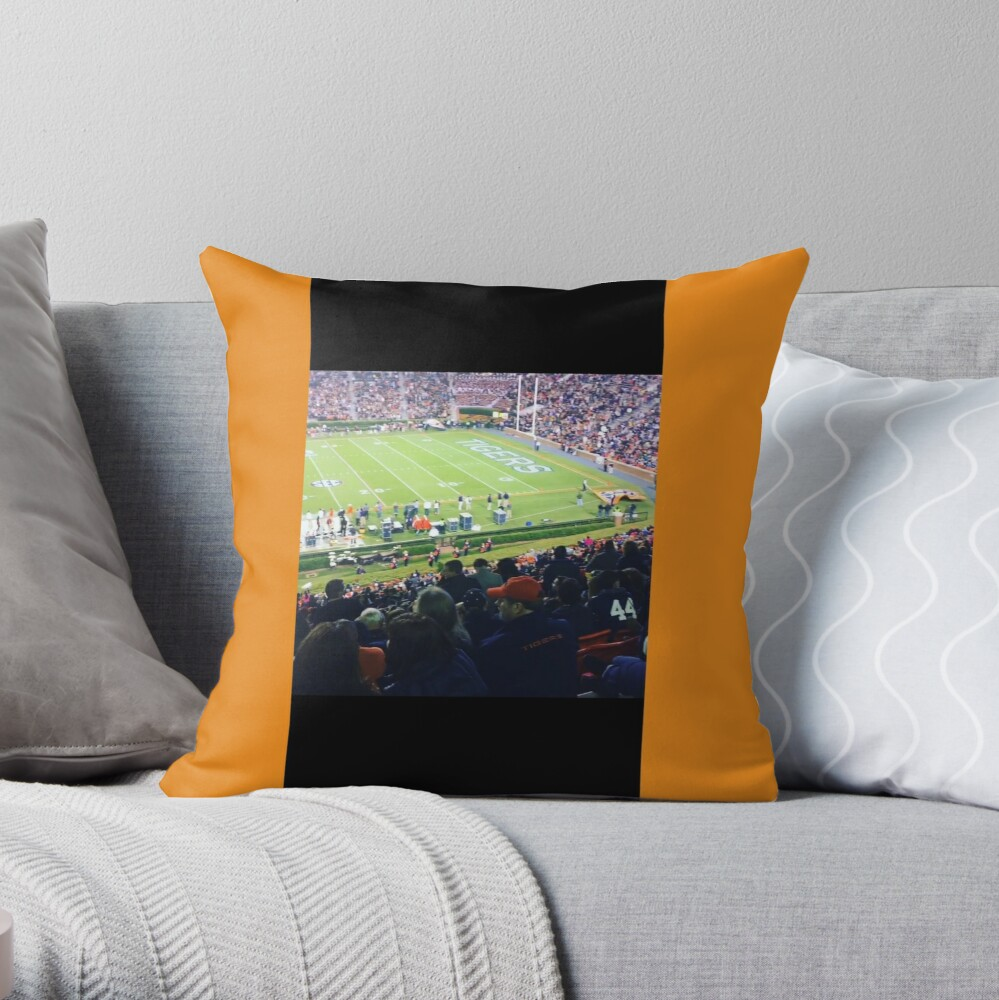 Auburn Enlightened  Throw Pillow
