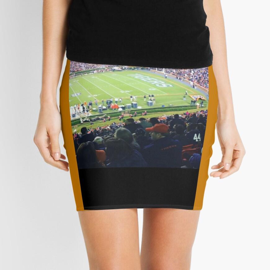 Auburn Enlightened  Mini Skirt