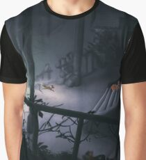 Temporal Spire Graphic T-Shirt