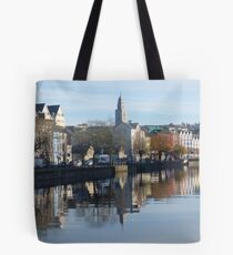 Cork on a Sunny morning Tote Bag