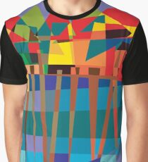 Habitat-Houses on Stilts Graphic T-Shirt