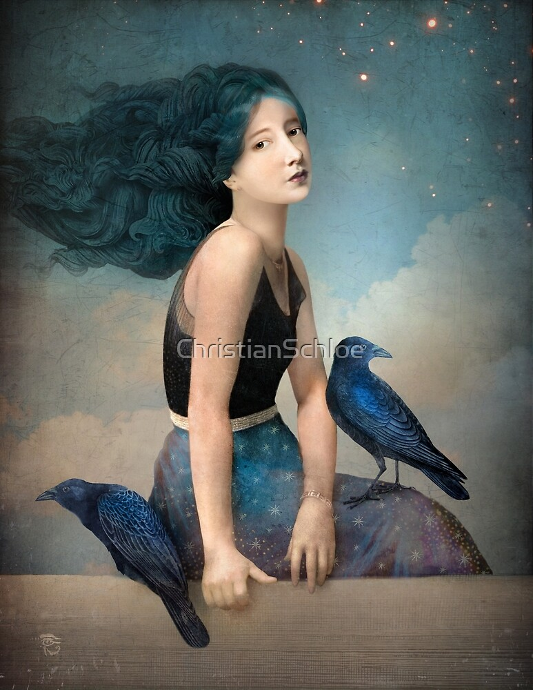 Nightfall by ChristianSchloe