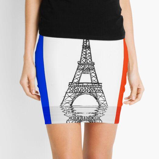 France, Paris Mini Skirt