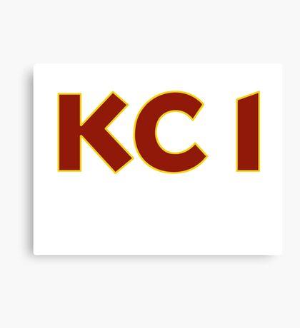 KC 1 Canvas Print