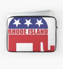 Rhode Island Republican Elephant Laptop Sleeve