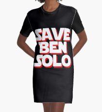 Save Ben Solo - alt Graphic T-Shirt Dress