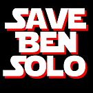Save Ben Solo - alt by youngkinderhook