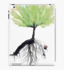 the corporate  tree iPad Case/Skin