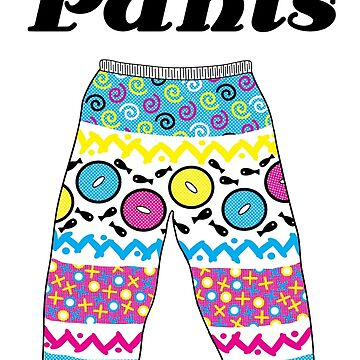 Happy Pants by Decibel Clothing by DecibelAdelaide