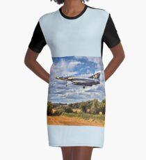 Dassault Mirage 5 [BA-33] Graphic T-Shirt Dress