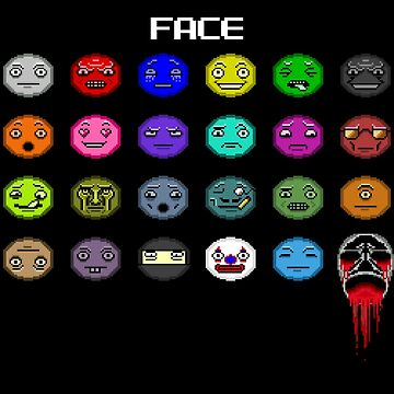The Many Faces of Face by cirek