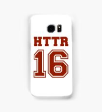 #HTTR - Hail To The Redskins Samsung Galaxy Case/Skin
