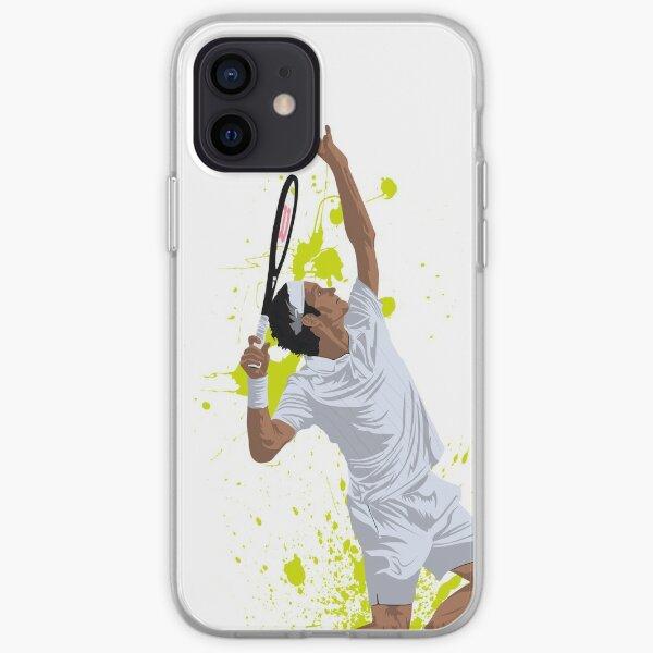 Roger Federer Funda blanda para iPhone