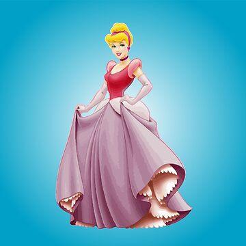 Cinderella by muchmore