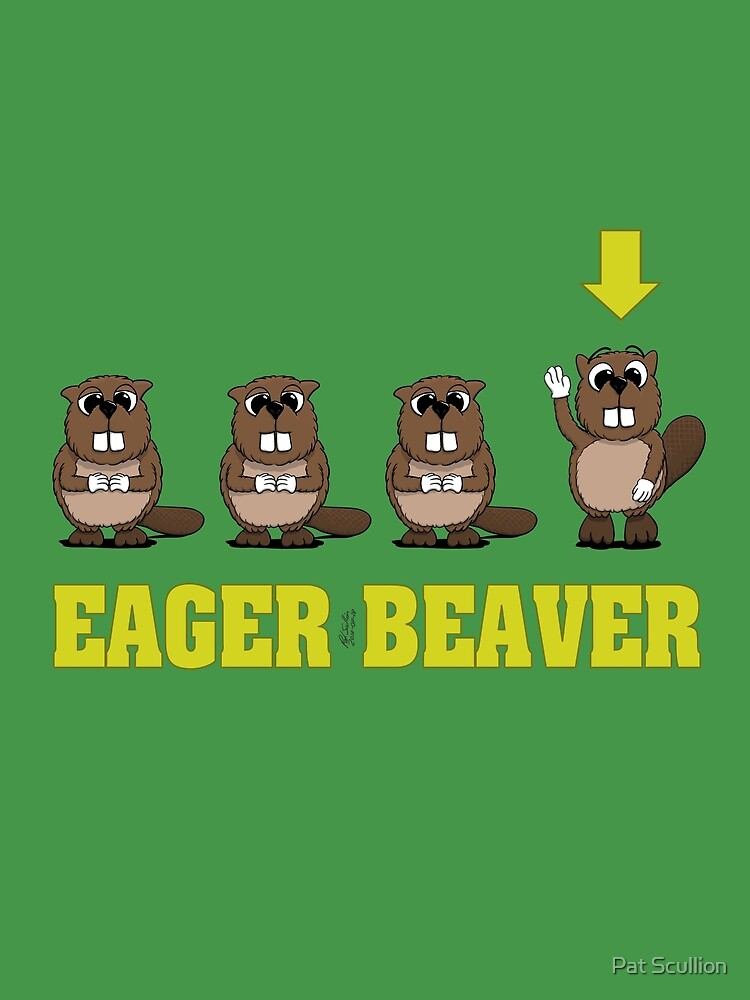 Image result for eager beaver
