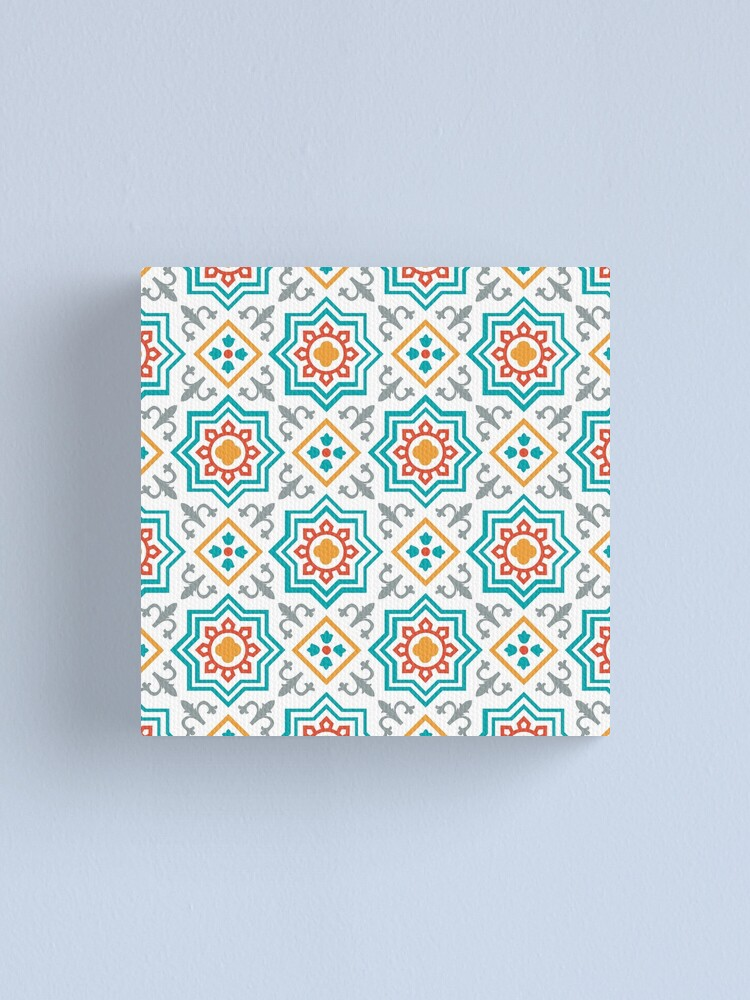 Alternate view of Moroccan 11 Canvas Print