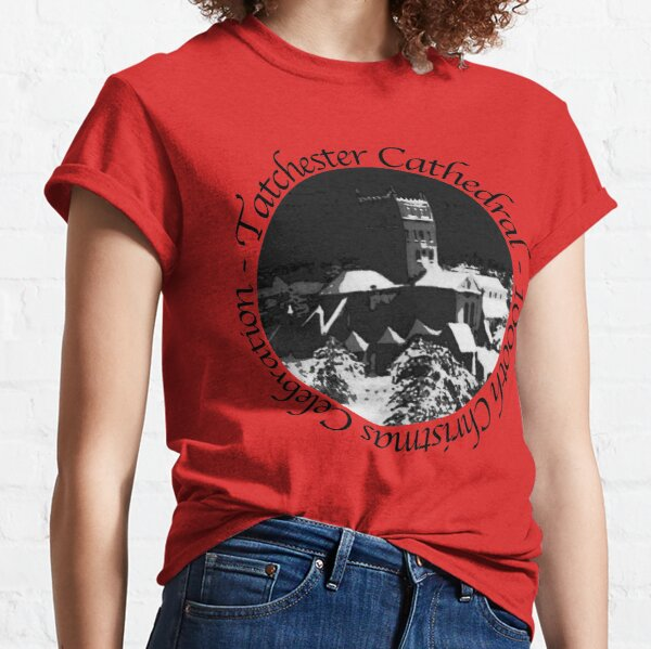 Box Of Delights Tatchester Cathedral 1000th Christmas V2 Classic T-Shirt