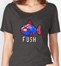 fush Women's Relaxed Fit T-Shirt