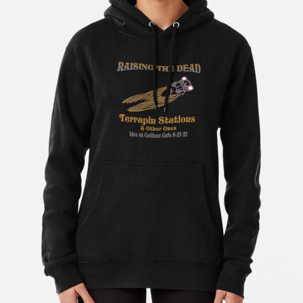 Terrapin Stations and Other Ones Album Art Pullover Hoodie