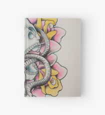 deathly music  Hardcover Journal