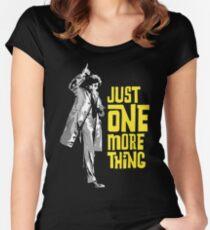Columbo - Nur noch eine Sache Tailliertes Rundhals-Shirt