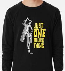 Columbo - Just One More Thing Lightweight Sweatshirt