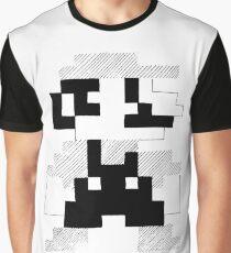 8 Bit Mario Graphic T-Shirt