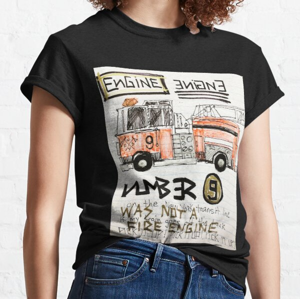 Number 9 Classic T-Shirt
