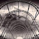Farnborough Balloon Hangar by martin bullimore