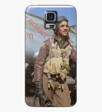 Edward C. Gleed Tuskegee airman — Colorized Case/Skin for Samsung Galaxy